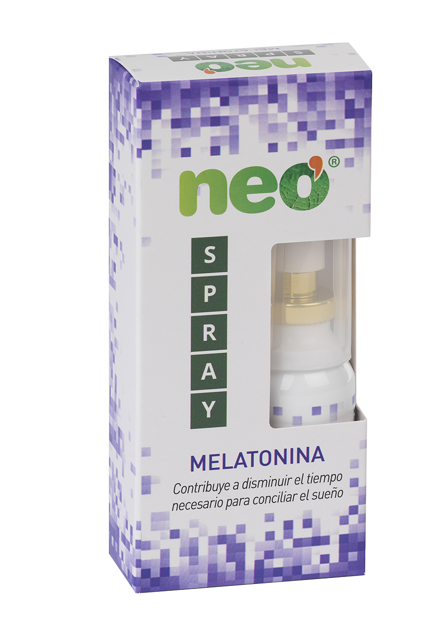 Spray Melatonina - Neovital - 25 ml.
