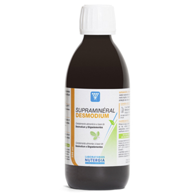 Supramineral Desmodium - Nutergia - 250 ml.