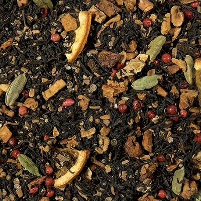 Té Negro Galleta Festiva - Tea Shop Geoherbal - 100 gramos