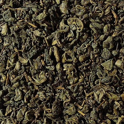 Te Verde Gunpowder - Tea Shop Geoherbal - 100 gramos