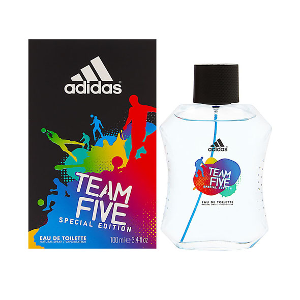 Team Five EDT - Adidas - 100 ml. (vaporizador)