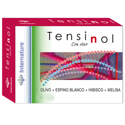Tensinol - Internature - 60 cápsulas