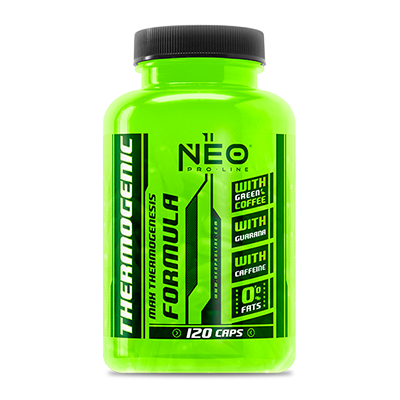Thermogenic - NEO Proline - 120 cápsulas