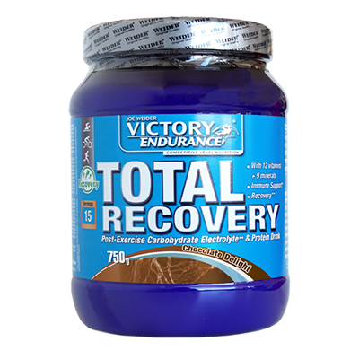 Total Recovery Chocolate - Victory Endurance - 750 g.