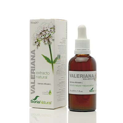 Extracto Valeriana S. XXI - Soria Natural - 50 ml.