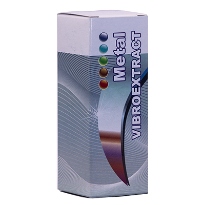 Vibroextract Metal - Equisalud - 50 ml.