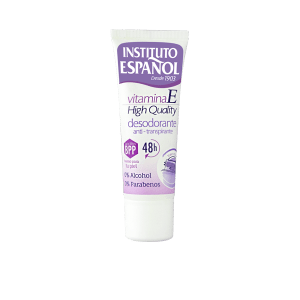 Vitamina E Deo Roll-On - Instituto Español - 75 ml.