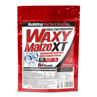 Waxy Maize XT - Unflavored - Beverly - 1 kg.