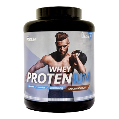 Whey Protenium Chocolate - Just Podium - 1 kilo