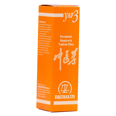YAP 3 - Equisalud - 31 ml.